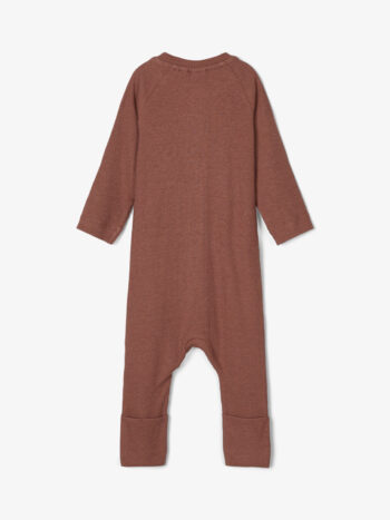 NAME IT RINKA LS WHOLESUIT MARRON 13191217